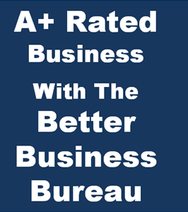 A+ BBB Rating For Home Inspectors